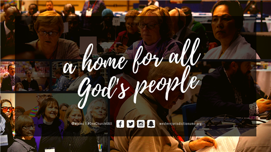 Graphic for WJ A Home for All God's People